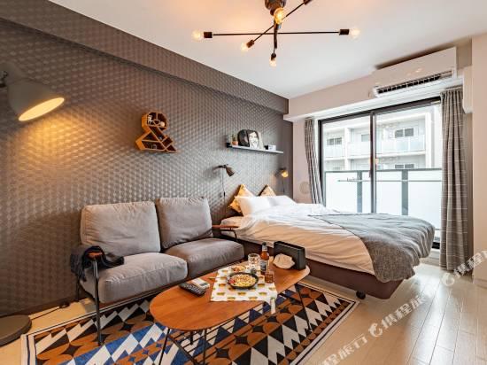川House西心齋橋設計型公寓酒店