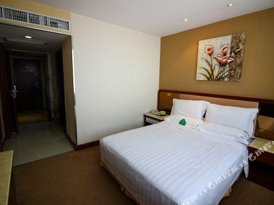 珠海L Hotel蓮花店高級大床房