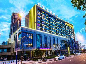 桔子水晶酒店(常州恐龍園店)
