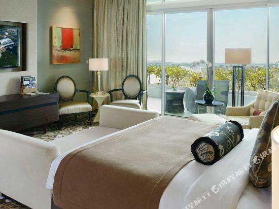 新加坡濱海灣金沙酒店(Marina Bay Sands)海峽套房