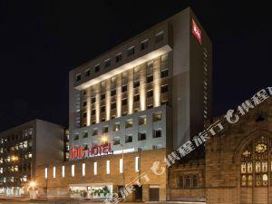 墨西哥阿拉米達宜必思酒店(Ibis Mexico Alameda)