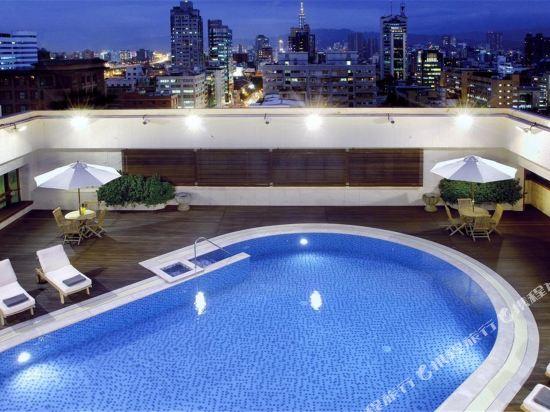 台北喜來登大飯店(Sheraton Grand Taipei Hotel)健身娛樂設施
