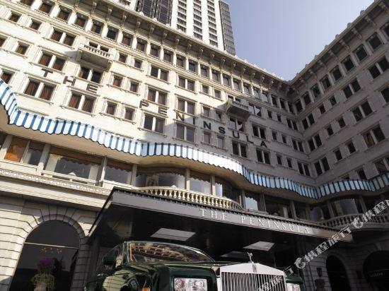 香港半島酒店(The Peninsula Hong Kong)外觀