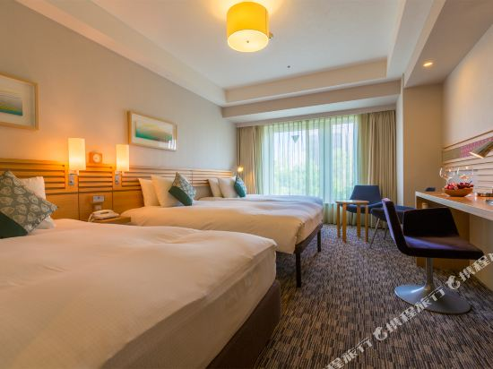 札幌三位神大酒店(Hotel Resol Trinity Sapporo)三人房