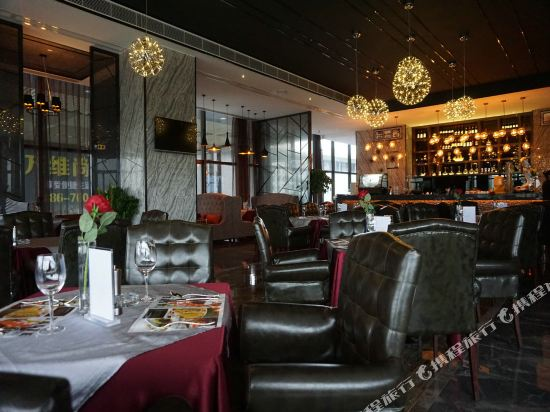 中山萬維酒店(Winway Hotel)酒吧