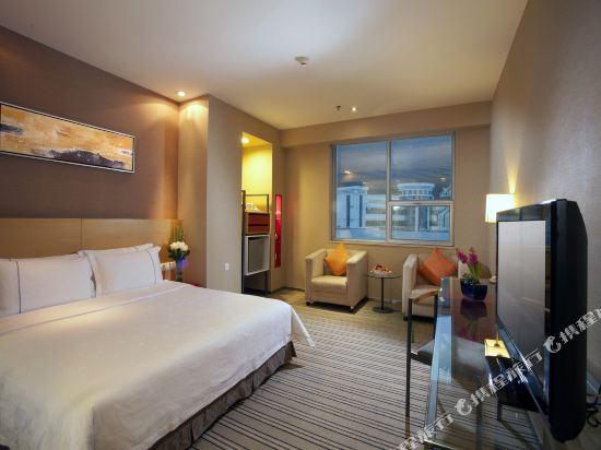 珠海凱迪克酒店(Catic Hotel)主樓豪華雙床房