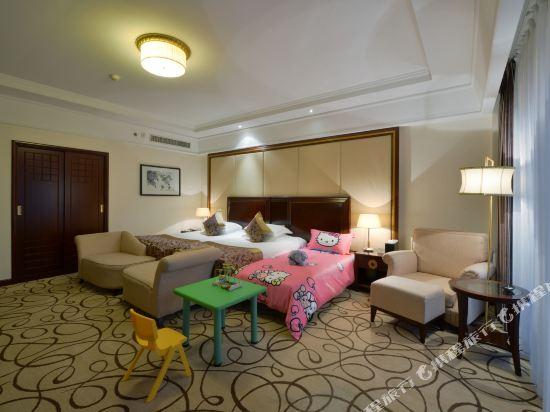 蝶來浙江賓館(Deefly Zhejiang Hotel)商務麗景親子房