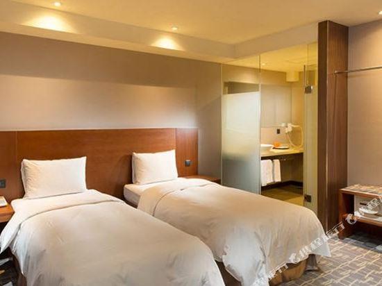 台北福泰桔子商務旅館-開封店(Forte Orange Hotel - Kaifeng)精緻雙床房