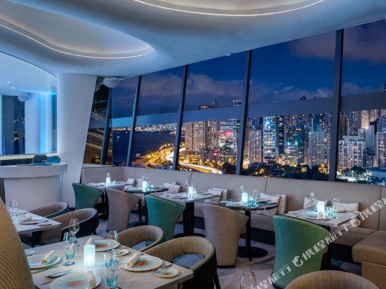 香港柏寧鉑爾曼酒店(The Park Lane Hong Kong a Pullman Hotel)西餐廳