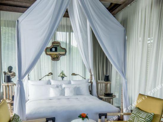 峴港洲際陽光半島度假酒店(InterContinental Danang Sun Peninsula Resort)三卧太陽半島別墅