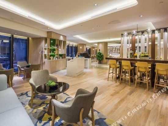 中山利和希爾頓花園酒店(Hilton Garden Inn (Zhongshan Lihe))大堂吧
