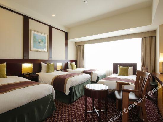 京阪環球塔酒店(Hotel Keihan Universal Tower)①スーペリアフォース(R)