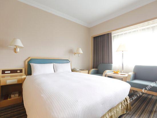 台北三德大飯店(Santos Hotel)標準雙人房