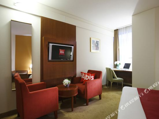 宜必思首爾明洞酒店(Ibis Ambassador Seoul Myeong Dong)精致大床套房