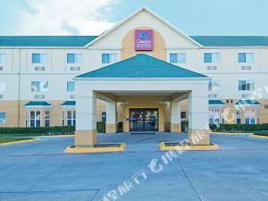 康福特套房中央公園酒店(Comfort Suites Park Central)