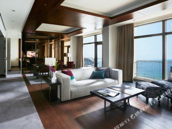 百樂達斯釜山酒店(Paradise Hotel Busan)特別套房(紅寶石)