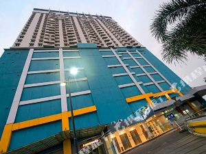 雅加達西馬都邦維茲波因斯廣場大酒店(Grand Whiz Poins Square Simatupang Jakarta)