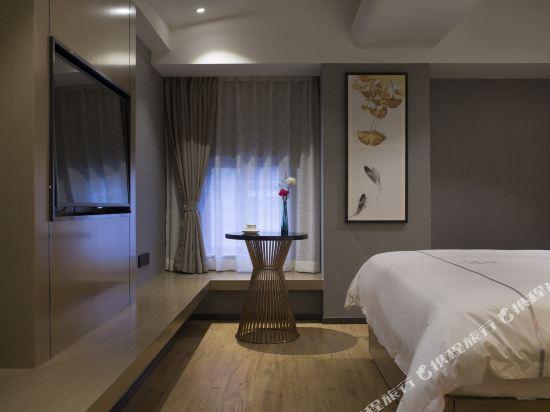 桔樹國際公寓(廣州珠江新城店)(Orange International Apartment (Guangzhou Zhujiang New City))商務大床房
