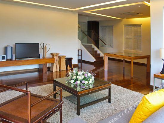 新加坡聖淘沙安曼納聖殿度假酒店(Amara Sanctuary Resort Sentosa)家庭豪宅