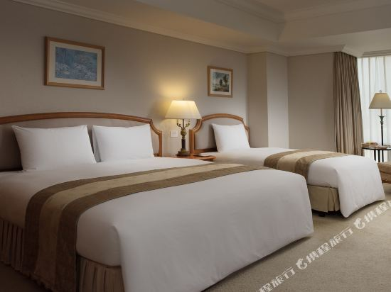 高雄寒軒國際大飯店(Han-Hsien Internation Hotel)雅致3人房
