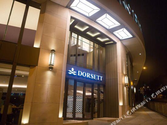 香港灣仔帝盛酒店(Dorsett Wanchai)外觀