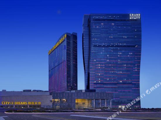 澳門君悅酒店(Grand Hyatt Macau)外觀