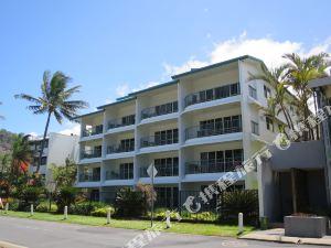 凱恩斯三一海灘海濱公寓酒店(Beachfront Apartments on Trinity Beach  Cairns)