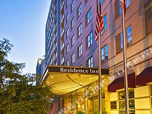 匹茲堡奧克蘭大學區居家酒店(Residence Inn Pittsburgh Oakland/University Place)
