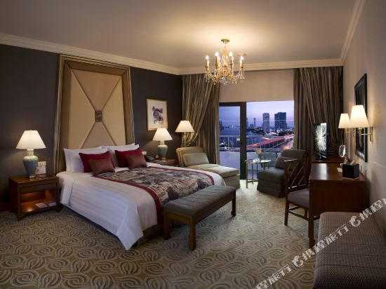 曼谷香格里拉大酒店(Shangri-La Hotel Bangkok)Krungthep River View Room