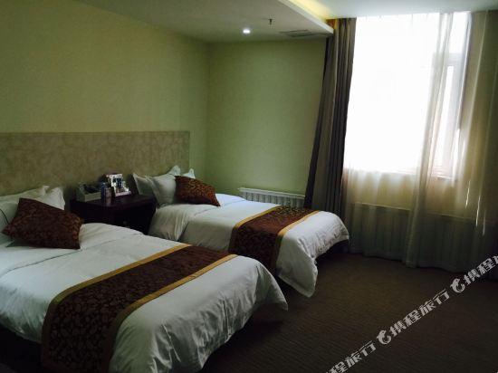 澳門利澳酒店(Rio Hotel)雙床概念房
