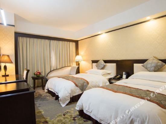 珠海華僑賓館(Hua Qiao Hotel)高級雙人房