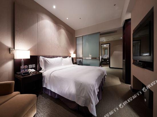 天閣酒店(台北信義館)(The Tango Hotel Taipei Xinyi)豪華雙人房(無窗)