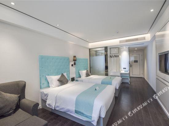 希岸酒店(深圳機場航站樓店)(Xana Hotelle (Shenzhen Airport Terminal))希岸豪華雙床房