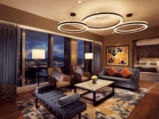 澳門新濠影匯酒店(Studio City Hotel)巨星行政套房