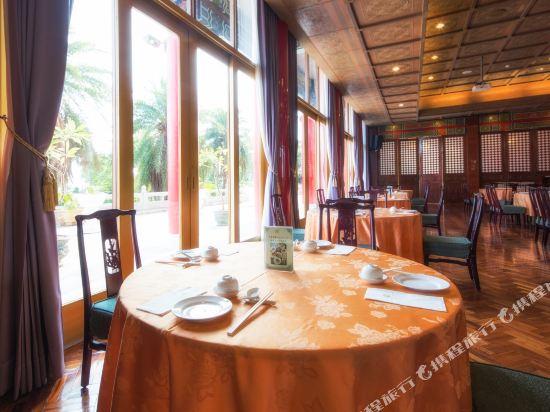 高雄圓山大飯店(The Grand Hotel)中餐廳