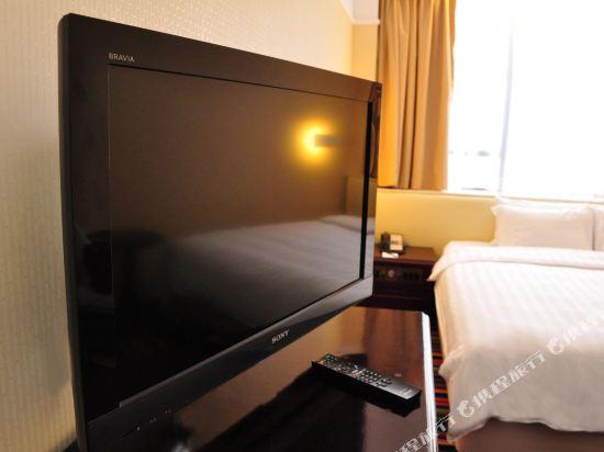 香港悅來酒店(Panda Hotel)三人豪華客房