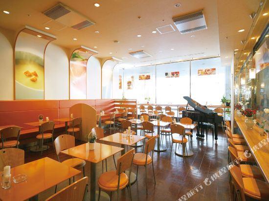 大阪新阪急酒店別館(New Hankyu Hotel Annex)西餐廳