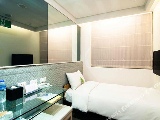 台北西門星辰大飯店(Ximen Citizen Hotel)經濟單人房