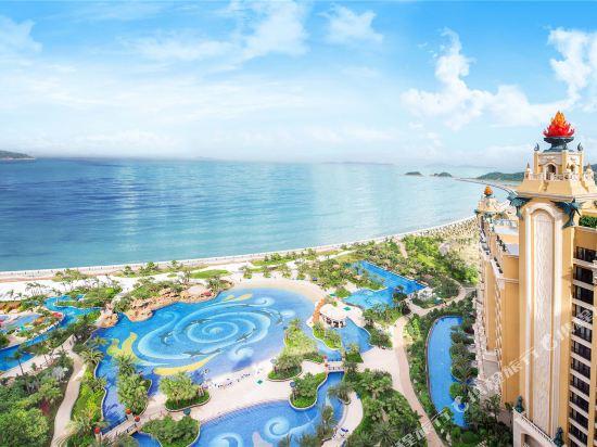 長隆橫琴灣酒店(珠海海洋王國店)(Chimelong Hengqin Bay Hotel (Zhuhai Dolphin Flagship Store))室外游泳池