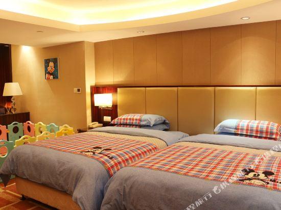 浙江大酒店(Zhejiang Grand Hotel)卡通歡樂親子房