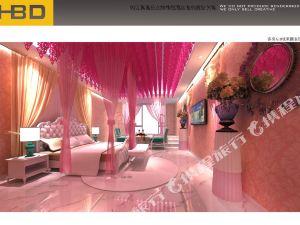 丘比特情侶酒店(內江萬達店)