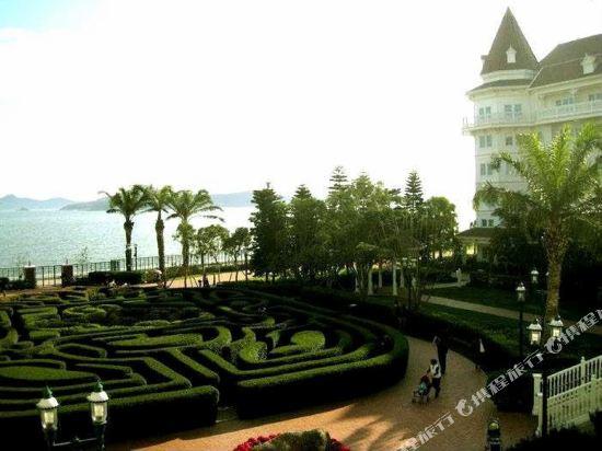 香港迪士尼樂園酒店(Hong Kong Disneyland Hotel)周邊圖片