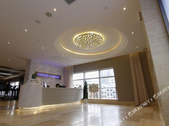 深圳皇軒酒店(Asta Hotels & Resorts Shenzhen)健身娛樂設施