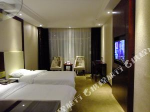 永州湘桂精品酒店