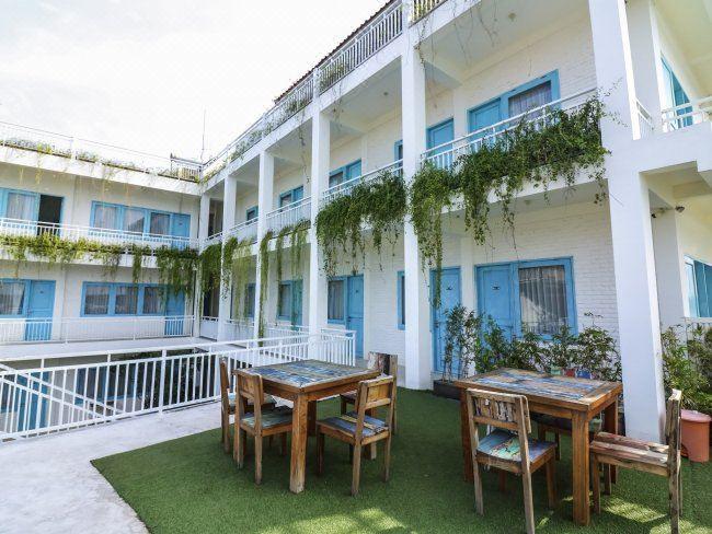 Carte Bali Serangan.Nida Rooms Bali Denpasar Serangan Bintang Hotel Reviews And Room Rates