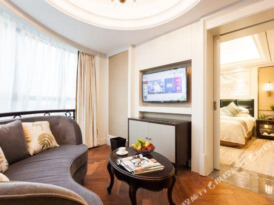 杭州中維香溢大酒店(Zhongwei Sunny Hotel)豪華商務套房