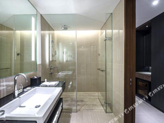 曼谷安曼納酒店(Amara Bangkok Hotel)Bathroom