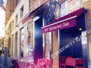 羅馬M&J廣場青年旅舍(M&J Place Hostel Rome)