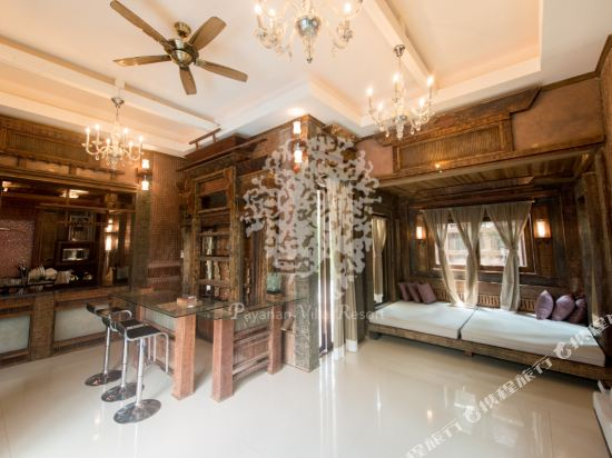 芭雅娜奢華泳池別墅度假村(Payanan Luxury Pool Villa Resort Pattaya)餐廳