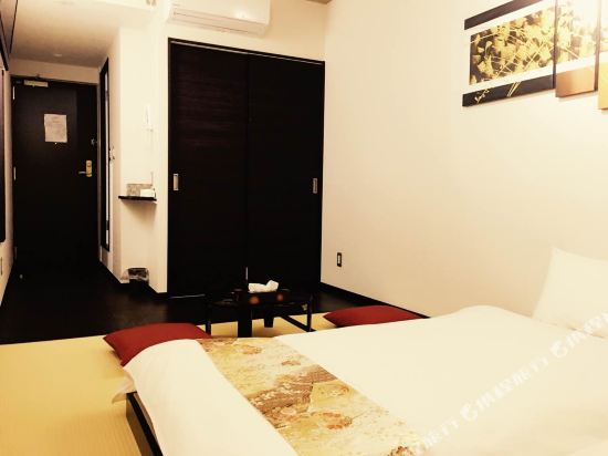 和心旅館(Guest House Wagokoro)現代風日式低床房